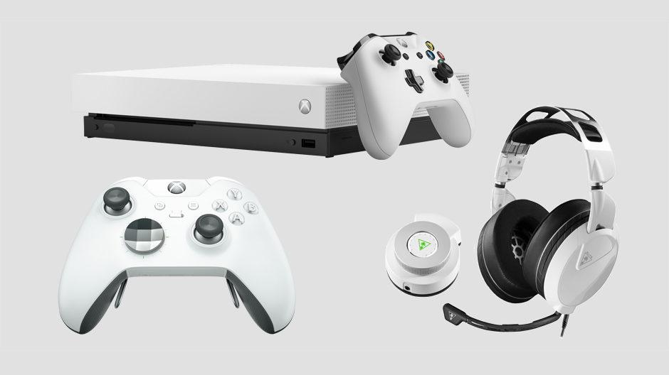 Xbox One – Microsoft stellt neue Hardware ganz in Weiß vor
