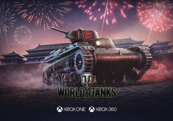 Xbox Live - Kostenlose Spieltage im Rahmen des World of Tanks-Jubiläum angekündigt