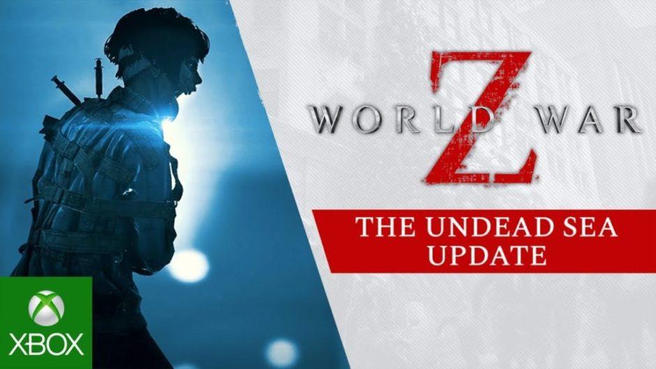 """World War Z – Kostenloses Update """"The Undead Sea"""" veröffentlicht"""