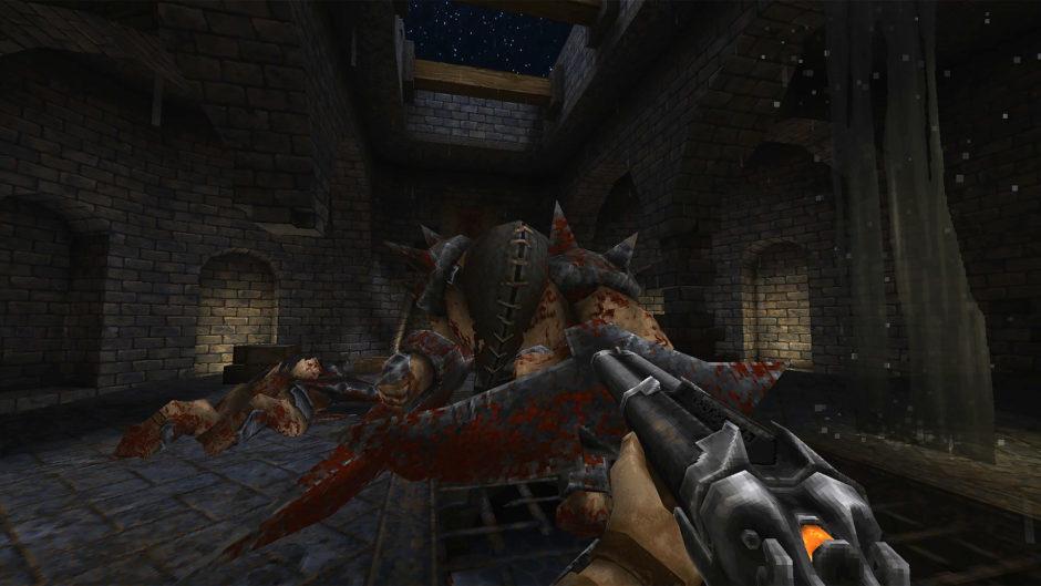 Wrath: Aeon of Ruin – Neuer Retro-Shooter mit erster Quake-Engine angekündigt