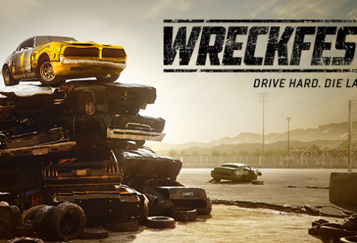 Wreckfest - Lernt Sheriff, The Crasher im neuen Trailer kennen