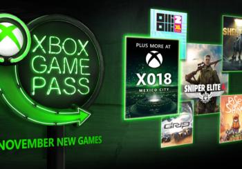 Xbox Game Pass - Freut euch auf diese Titel im November