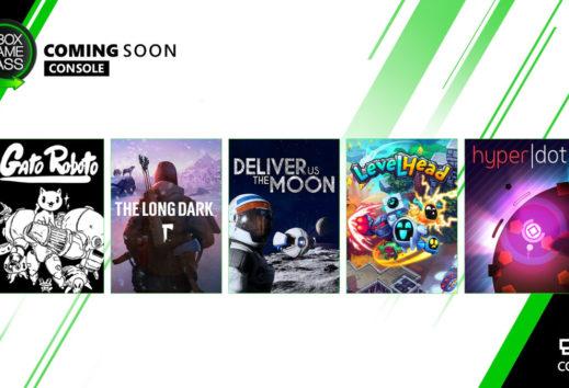 5 neue Games für den Xbox Game Pass