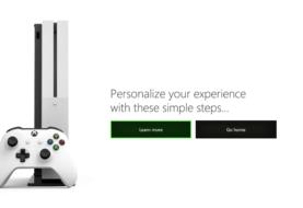 Xbox One Creators Update - Willkommen bei Xbox: Neuer Willkommens-Bildschirm mit neuem Update?
