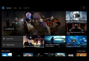 Xbox Store - Schon bald mit Wunschliste?