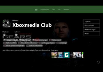 Xbox One Dashboard - Preview Update 1610: Die letzten Verbesserungen vor dem offiziellen Rollout