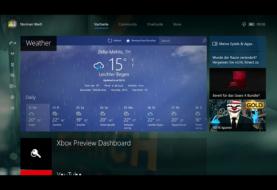 Xbox One - Wetter App ab sofort verfügbar