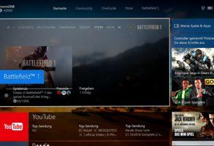 Xbox One - Dashboard nach Update deutlich schneller