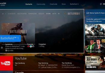 Xbox One - Microsoft arbeiten an neuem Dashboard mit überarbeitetem Guide und Multitasking