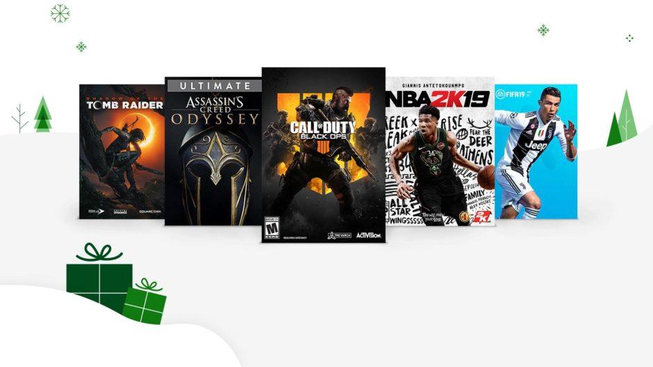 Xbox One – Massiver Black Friday Deals stehen bereit