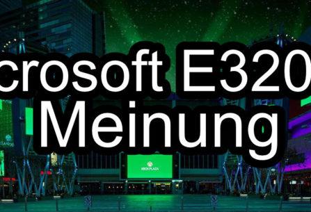 Opinion - Microsoft kann auch auf der E3 2019 nicht viel liefern
