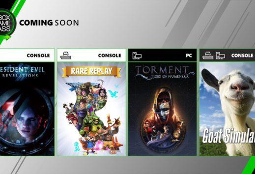 Xbox Game Pass - Microsoft pflegt vier weitere Spiele in die Bibliothek ein