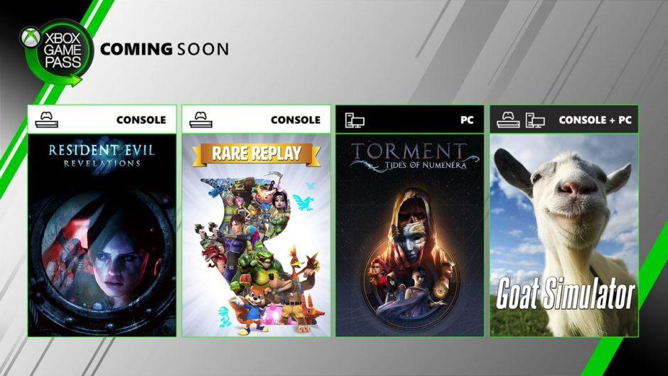 Xbox Game Pass – Microsoft pflegt vier weitere Spiele in die Bibliothek ein