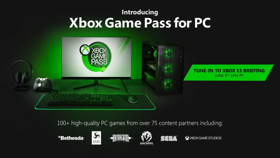 Xbox Game Pass – Startet nun auch auf dem PC durch