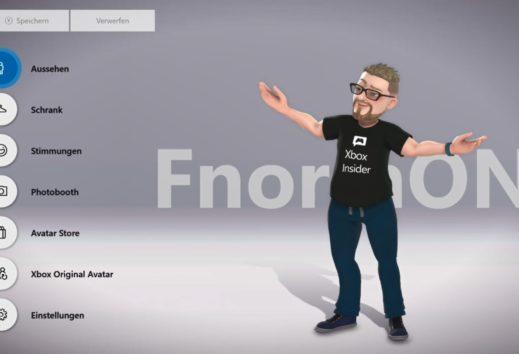 Xbox One - Holt euch jetzt euer kostenloses Xbox-Insider-Shirt für euren Avatar