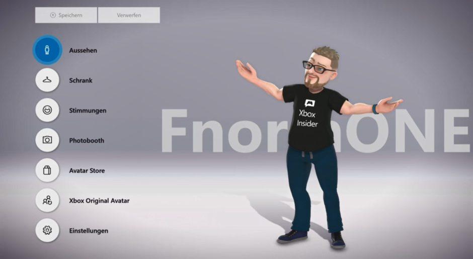 Xbox One – Holt euch jetzt euer kostenloses Xbox-Insider-Shirt für euren Avatar