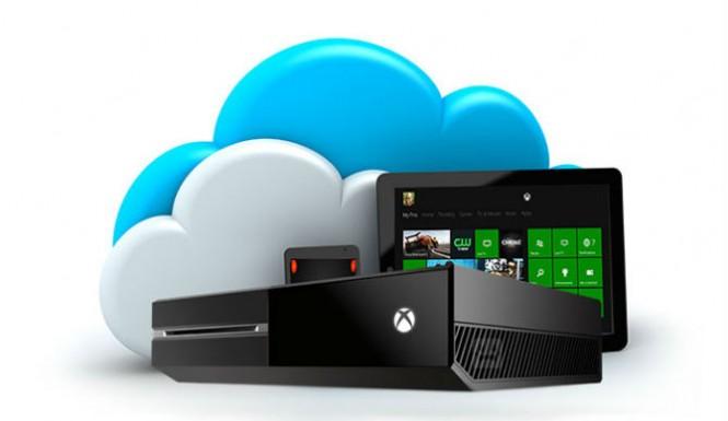 Cloud Technik nicht Xbox One-exklusiv