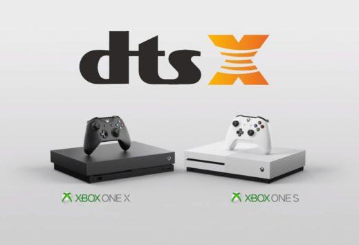 Xbox One - In Kürze werden Spiele auch mit dem 3D-Soundformat DTS:X unterstützt