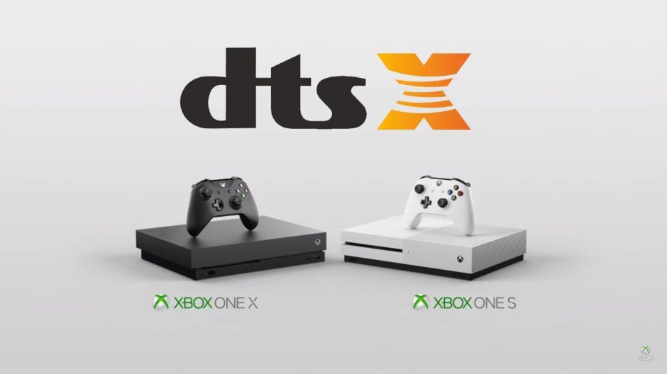 Xbox One – In Kürze werden Spiele auch mit dem 3D-Soundformat DTS:X unterstützt