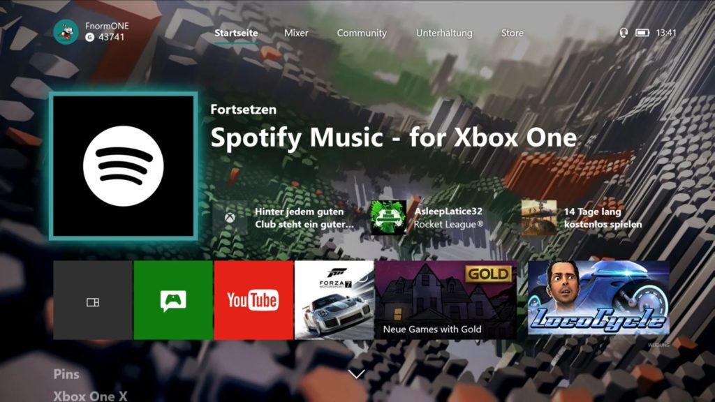 Xbox One Dashboard – Februar-Update mit neuen Features für alle erschienen
