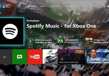 Xbox One - Herbst-Update steht ab sofort zum Download bereit + alle neuen Features