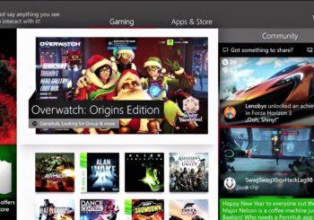 Xbox One - Reddit-User kreiert Dashboard neu