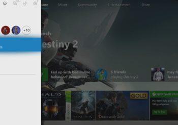 Xbox One - Neues Feature für Freunde unterwegs