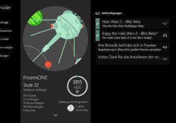 Xbox Insider Hub - Schon bald auch für Windows 10