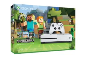Xbox One S - Minecraft Favorites Bundle angekündigt