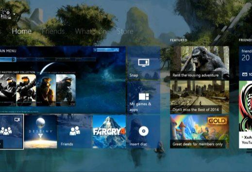 Xbox One - Inhalte des Februar Updates
