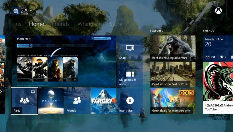 Xbox One – Unsere kleine Sammlung der besten Hintergrundbilder Teil 2