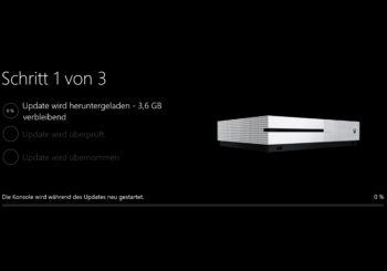Xbox One Dashboard - Preview Update Alpha & Beta-Ring 1710: Weiteres Update behebt einige Fehler