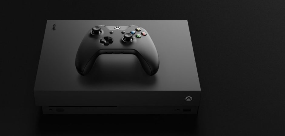 Xbox One X – Frisches Gameplay zu Quantum Break, Tomb Raider & mehr