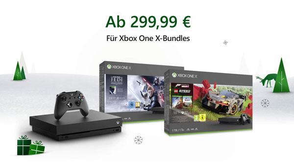 Xbox One X – Bis Ende des Jahres im Angebot kaufen