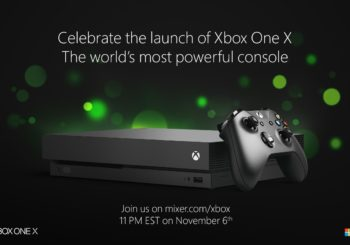 Xbox One X - Launch-Event ab heute im Stream