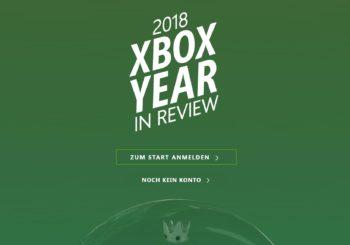 Xbox One - Microsoft zeigt euch euer Gaming-Jahr im Rückblick