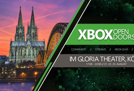 gamescom 2019: Xbox Open Doors - Das ultimative Community-Event