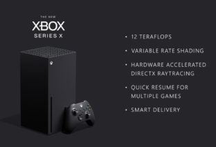 Xbox Series X - 12 Teraflops sind jetzt ganz offiziell