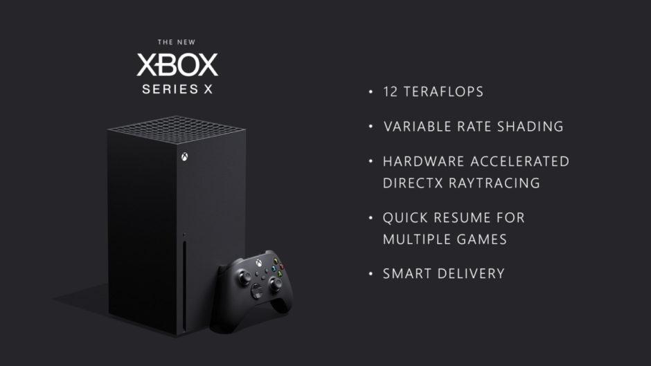 Xbox Series X – 12 Teraflops sind jetzt ganz offiziell