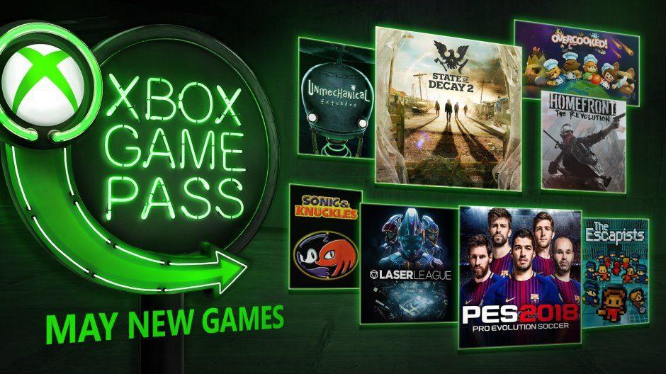 Xbox Game Pass – Folgende Spiele werden im Mai hinzugefügt