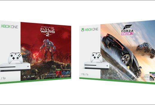 Xbox One - Microsoft stellt zwei neue S-Bundles vor