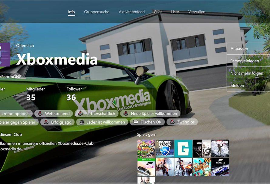 Xbox One Dashboard – Preview Update: Diverse Hintergrundverbesserungen im neusten Update