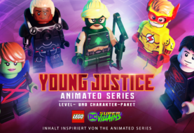 LEGO DC Super-Villains - Young Justice Level- und Charakter-Pack ab sofort erhältlich