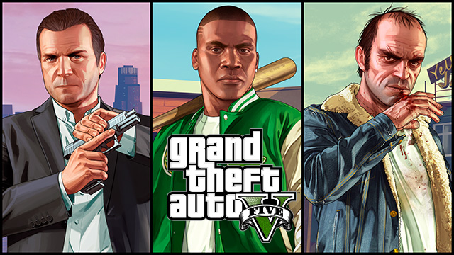 Grand Theft Auto V – Massig Bilder der Xbox One-Version