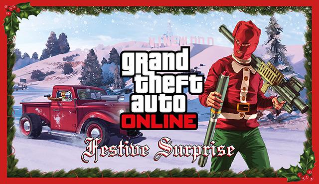 GTA 5 – Schneegestöber in Los Santos