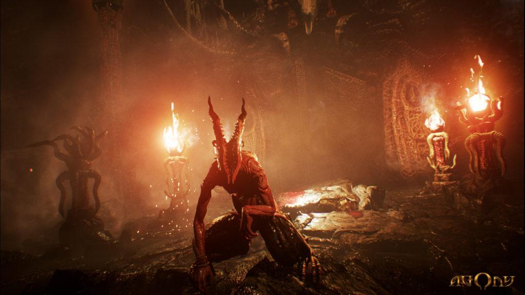 Agony – Neuer Gameplay-Trailer veröffentlicht
