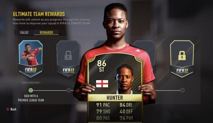 FIFA 18 – The Journey ist wieder mit dabei