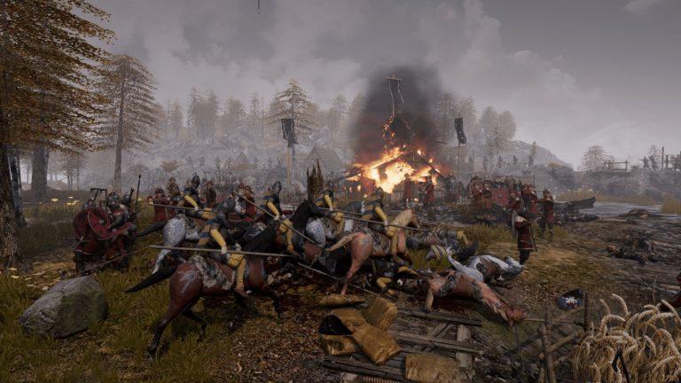 Ancestors Legacy – In nativen 4K auf der Xbox One X