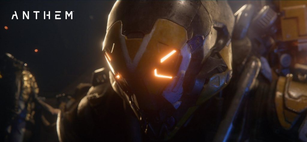 Anthem – Harte Konkurrenz für Destiny