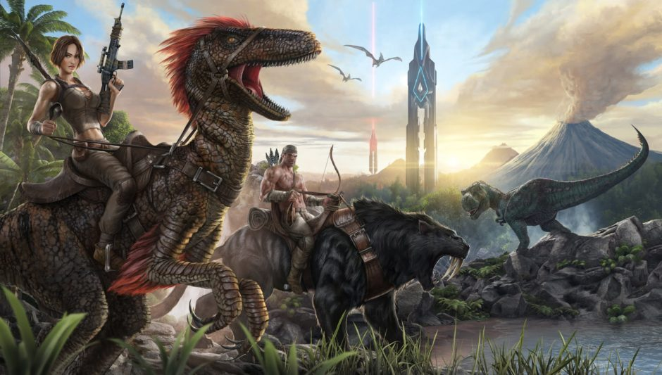 ARK: Survival Evolved – Die Dinos sind los!